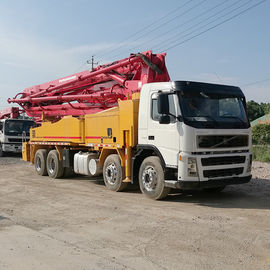 China HOT sales Putzmeister 36m 42m  Volvo Chassis  Truck Mounted Concrete Pump Truck  for sale distributor